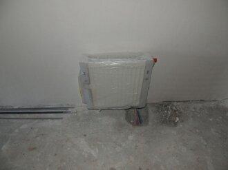 Секция В. Монтаж радиаторов отопления.