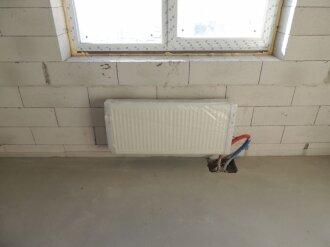 Секция Г. Монтаж радиаторов отопления.