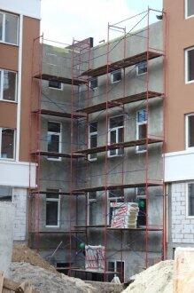 Центр развития ребёнка. Фасадные работы.